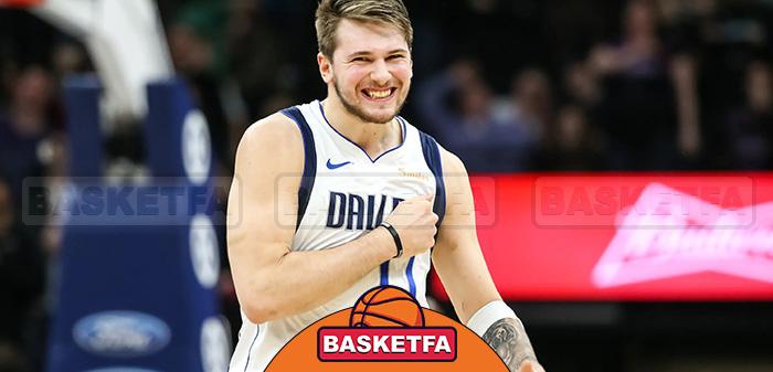لوکا دانچیچ ستاره بسکتبال NBA