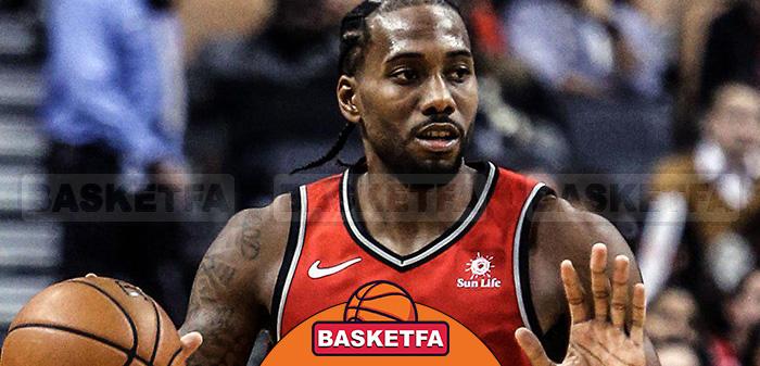 لیگ بسکتبال NBA کوای لنارد