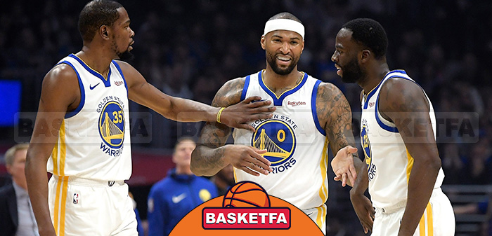 دمارکوس کازینز لیگ بسکتبال NBA