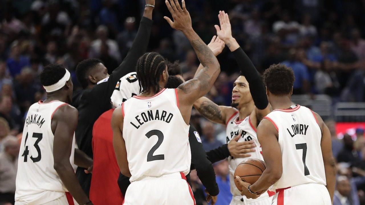لیگ بسکتبال NBA تورنتو