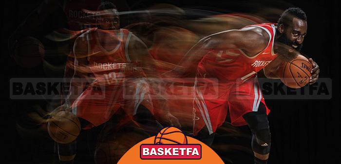 جیمز هاردن بهترین سایت بسکتبال