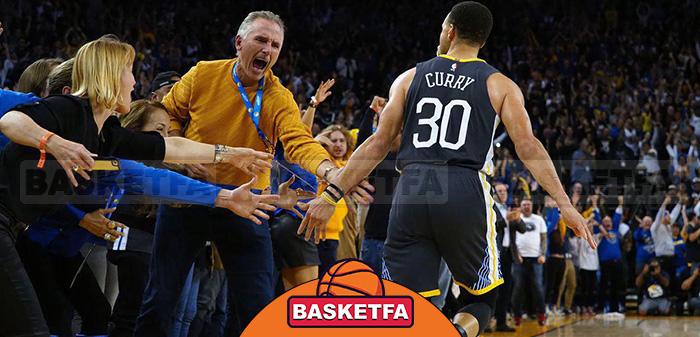 لیگ بسکتبال NBA استفن کری