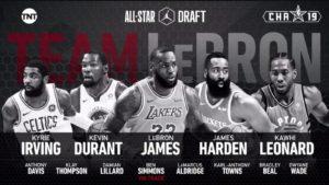 آل استار NBA لبران جیمز