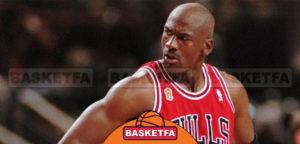بسکتبال NBA مایکل جردن