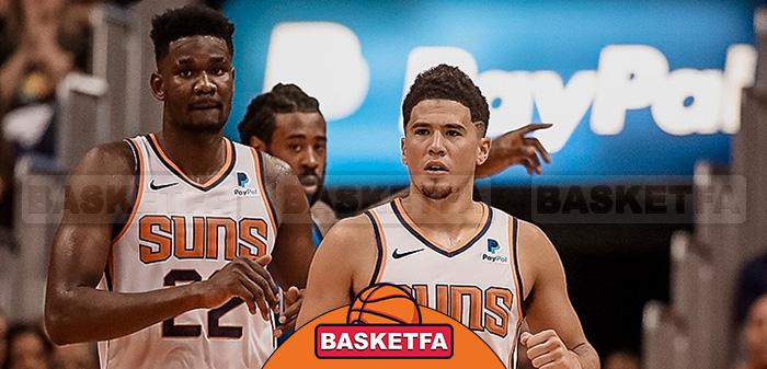 لیگ بسکتبال NBA دوین بوکر