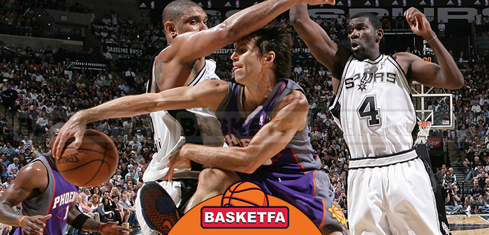 لیگ بسکتبال NBA استیو نش