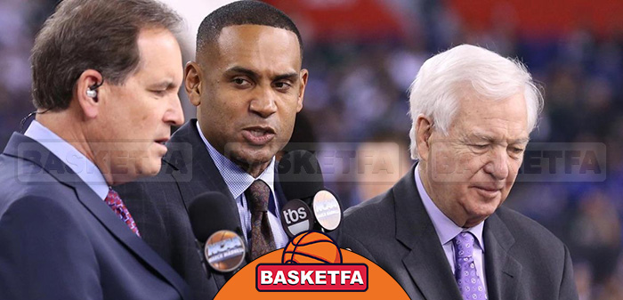 گرنت هیل NBATV