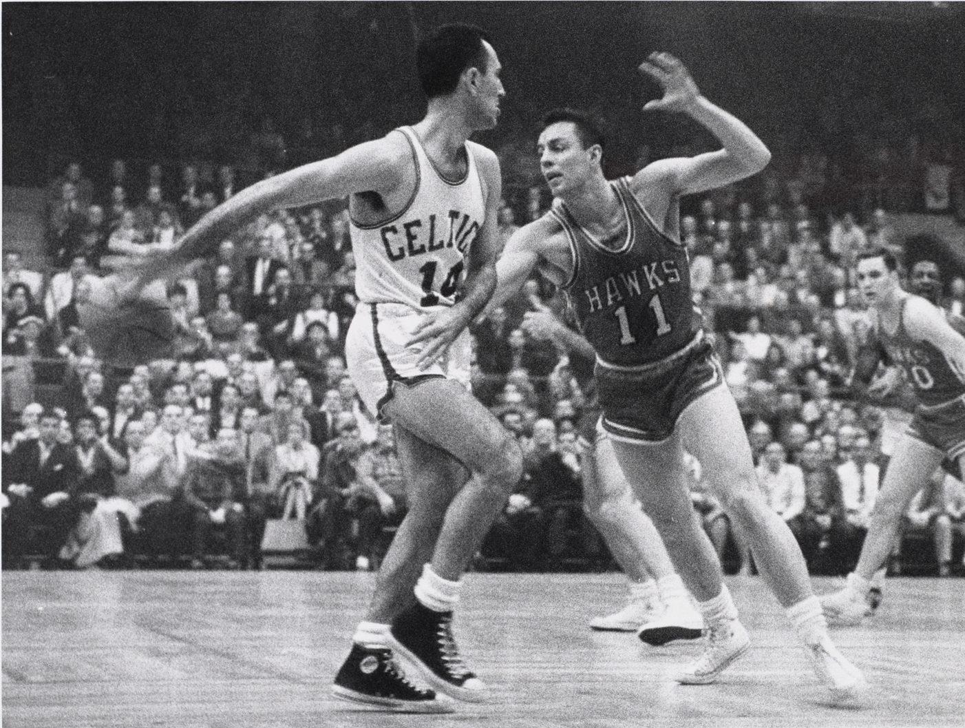 لیگ بسکتبال NBA باب کوزی