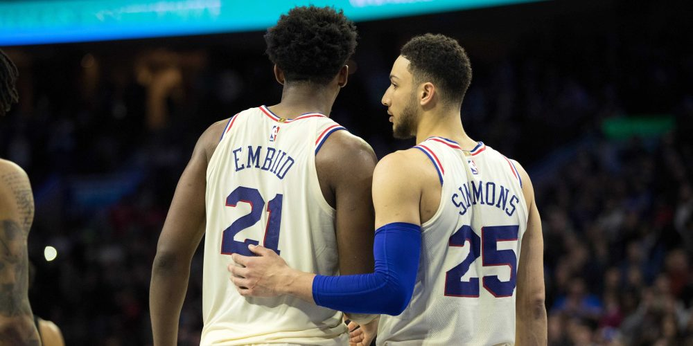 لیگ بسکتبال NBA امبید