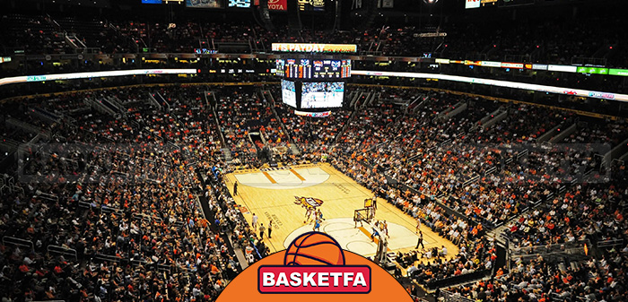 ورزشگاه فینیکس سانز لیگ بسکتبال NBA
