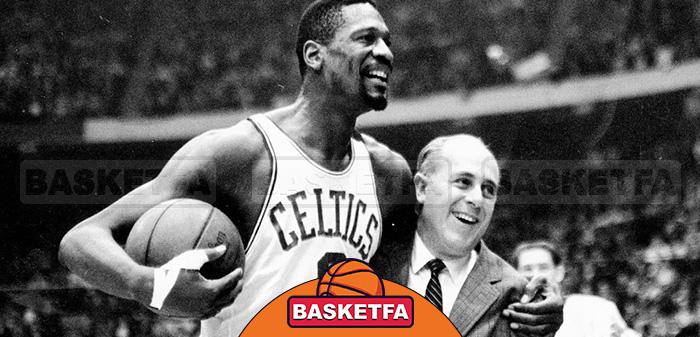 بیل راسل لیگ بسکتبال NBA