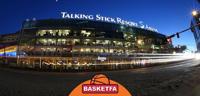 تاکینگ استیک ریزورت آرنا بهترین سایت بسکتبال