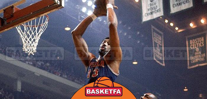 برترین ریباندکنندگان تاریخ NBA ویلت چمبرلین