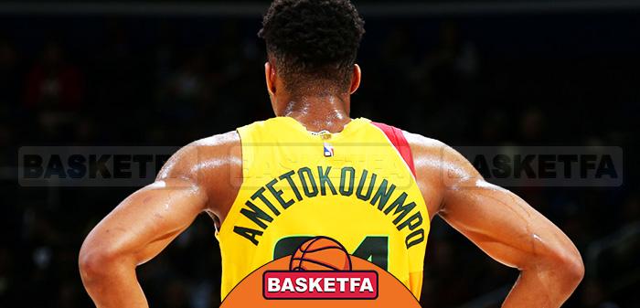 یانیس آنته توکومپو بهترین سایت بسکتبال