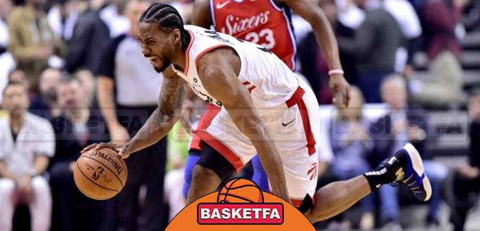 صعود تورنتو رپترز به فینال بسکتبال حرفه ای NBA