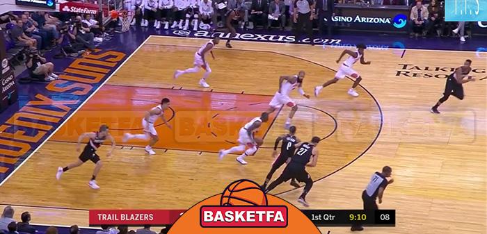 اهمیت بالای همگامی بازیکنان بسکتبال در نتیجه بازی
