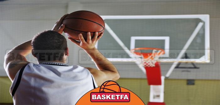 ۲۱ راه برای کم کردن خطای شوت بسکتبال