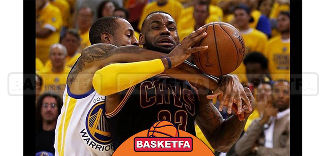تخطی از قوانین بسکتبال