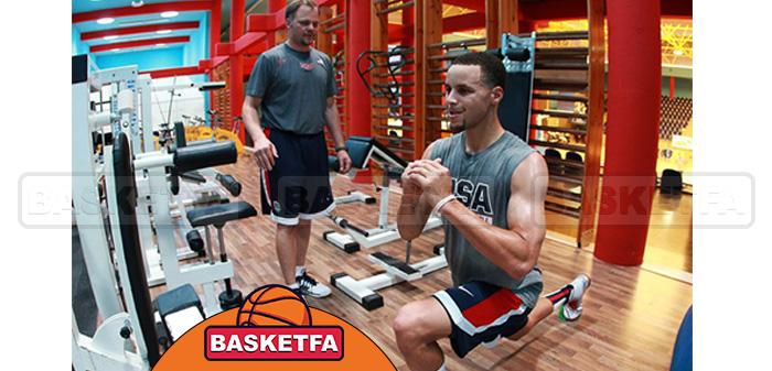 بدنسازی بعد از تمرین بسکتبال