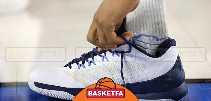 بند کفش بسکتبال