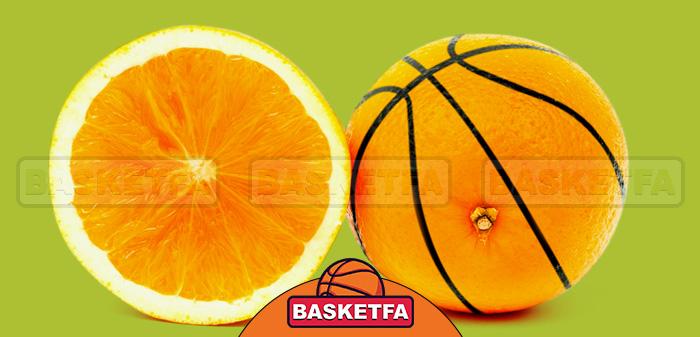 تغذیه برای بازیکن بسکتبال