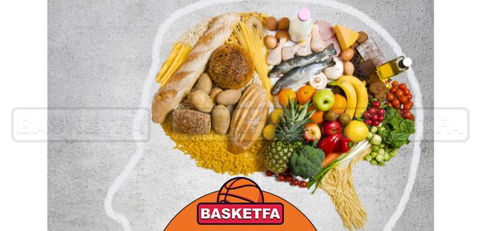 تغذیه برای مربیان بسکتبال