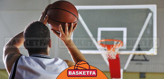 شوت در بسکتبال