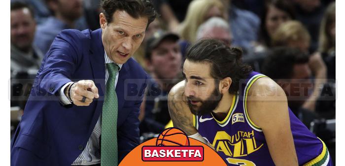 ارائه راه حل توسط مربی بسکتبال