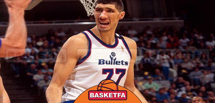 بلند ترین بازیکنان بسکتبال