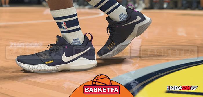 ویژگیهای کفش بسکتبال پیجی۱