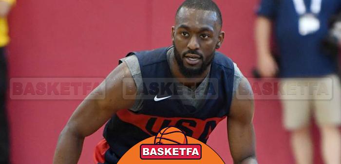 تیم ملی بسکتبال آمریکا کمبا واکر