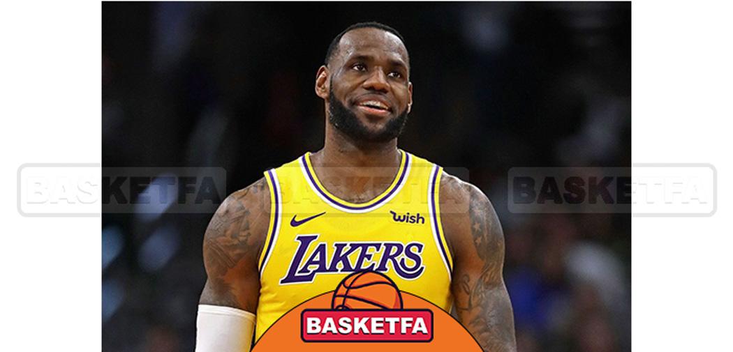 لبران جیمز برترین بازیکن بسکتبال تاریخ