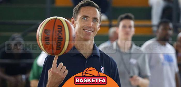 استیو نش لیگ NBA
