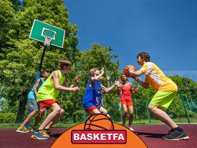 لوازم مورد نیاز بسکتبال برای کودکان