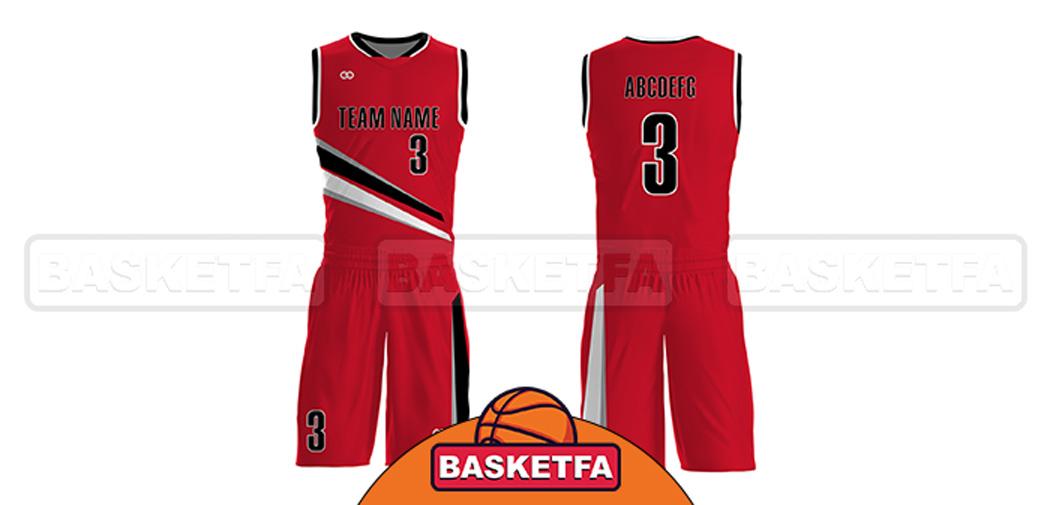 لباس ورزشی بسکتبال