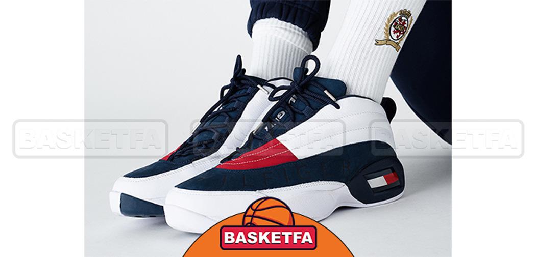 کفش ورزشی بسکتبال
