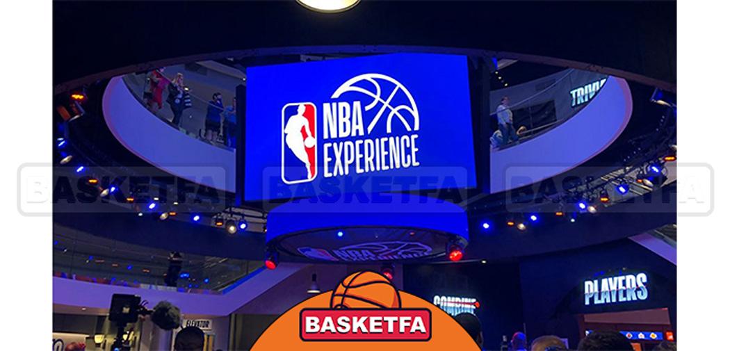قوانین NBA
