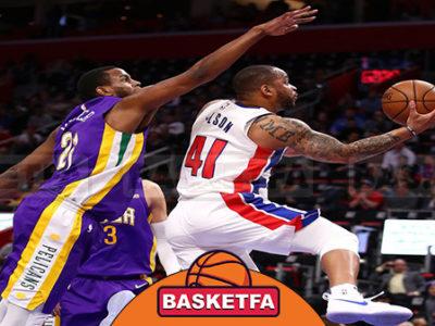 تیم های برنده مسابقات NBA