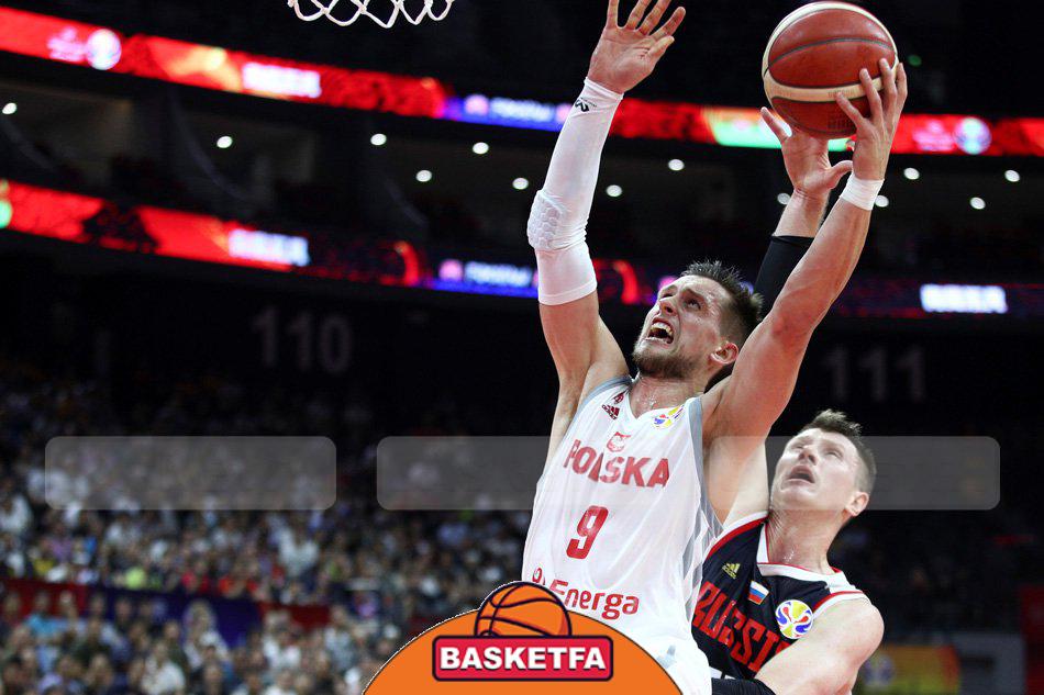 جام جهانی بسکتبال چین-تیم ملی بسکتبال لهستان