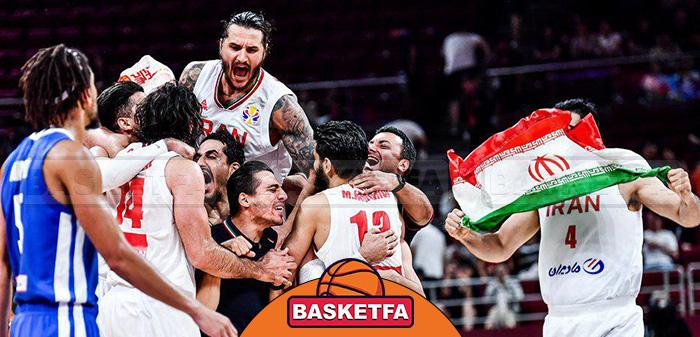 تیم ملی بسکتبال ایران مایک رستم پور