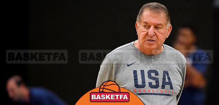 تیم ملی بسکتبال آمریکا
