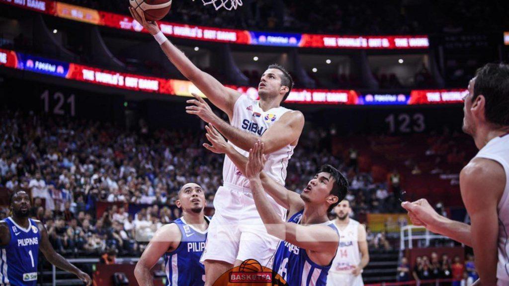 جام جهانی بسکتبال-تیم ملی بسکتبال صربستان