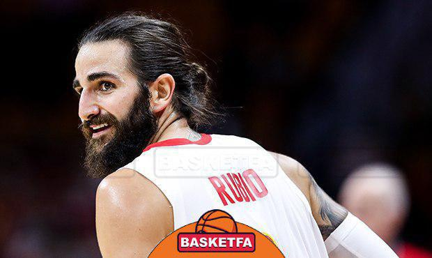 ریکی روبیو-تیم ملی بسکتبال اسپانیا