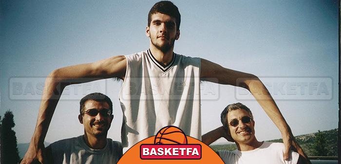 قد بلندترین بازیکنان