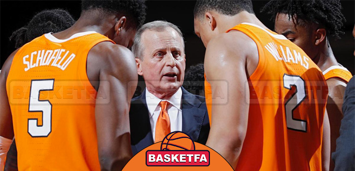 اعتماد به نفس در بسکتبال می تواند توسط مربیان باتجربه به بازیکنان تزریق شود