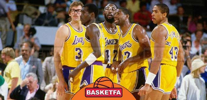 ۱۹۸۶-۸۷لس-آنجلس-لیکرز