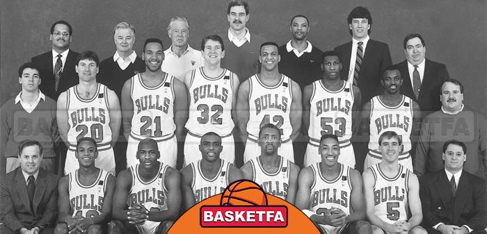 ۱۹۹۱-۹۲شیکاگو-بولز