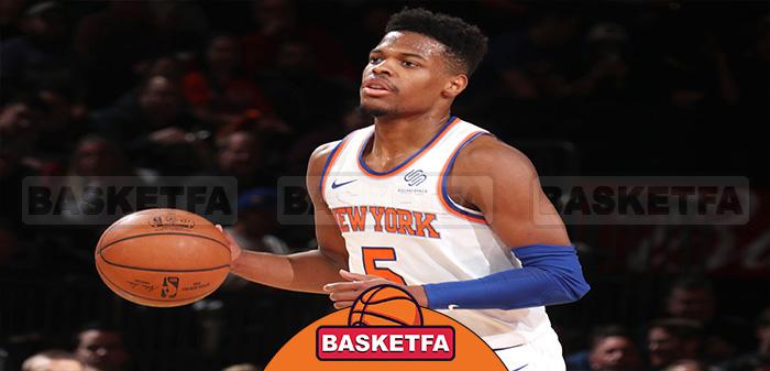دانکرهای NBA