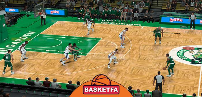 سالن بسکتبال
