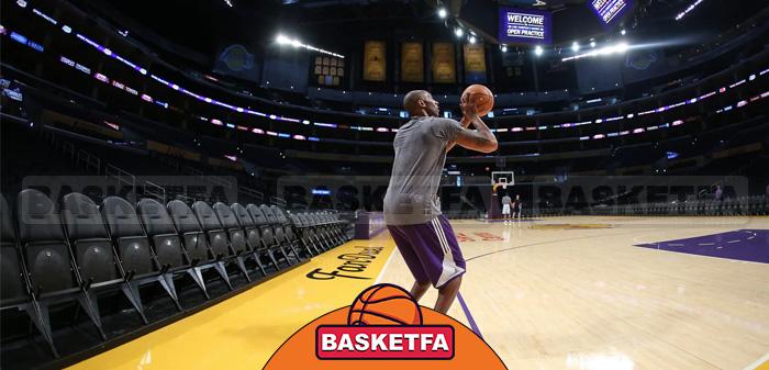 کوبی و تمرین هدفمند در بسکتبال